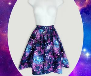 alternative, fashion, and galaxy image