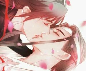 anime, couple, and same-sex image