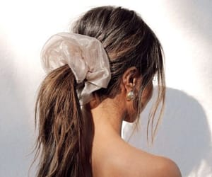 accessories, hairstyle, and long hair image
