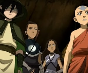 last, toph, and avatar image