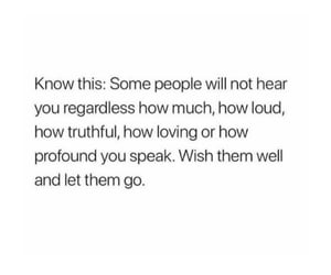break up, letting go, and life image