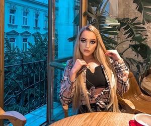 Belgrade, style, and blonde image