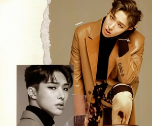 kpop, idol, and scan image