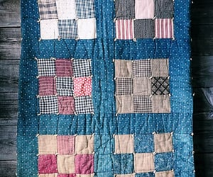 country living, quilts, and vintage image