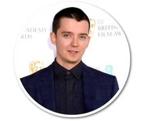 sex education, hugo, and asa butterfield image