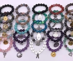 handmade bracelet, prayer bracelet, and lucky bracelet image