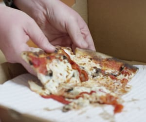 delivery, fast, and food image
