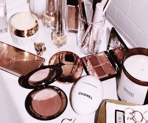makeup, chanel, and luxury image