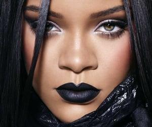 beauty, dark, and black aesthetic image