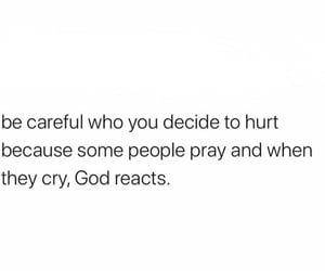 god, hurt, and karma image