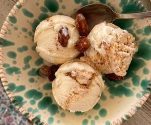 food, sweet, and gelato image