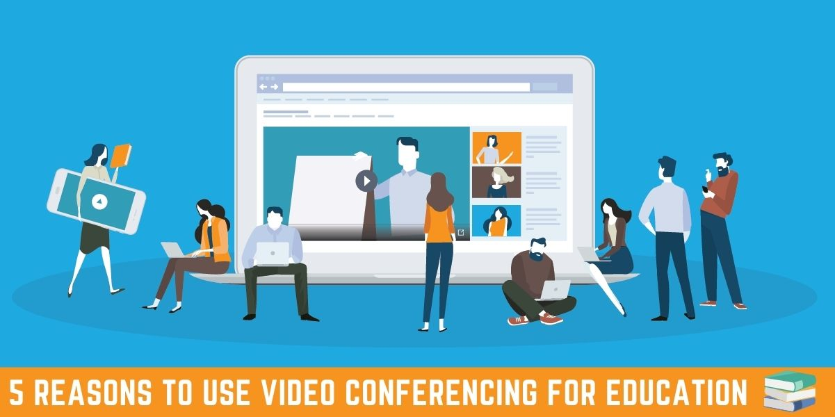 article, video conferencing, and web conferencing image