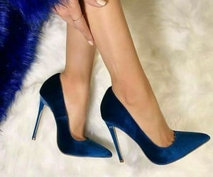 fashion, highheels, and shoes image
