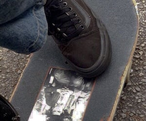 alternative, skate, and grunge image