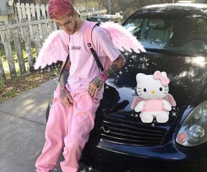lil peep, lilpeep, and aesthetic image