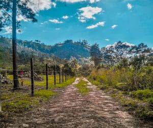 blue sky, Sunny, and hiking image