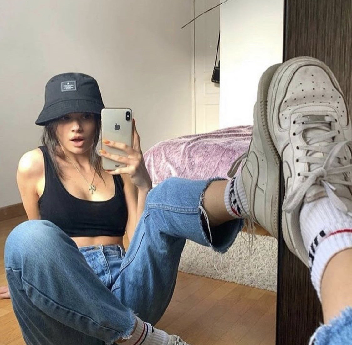 59 Images About Do You Kno Da Vibez On We Heart It See More About Bucket Hat Hat And Hair
