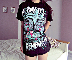 a day to remember, adtr, and shirt image