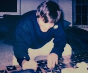 polaroid, louis, and louis tomlinson image