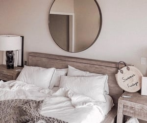 bedroom, aesthetic, and home image