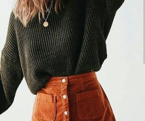 jewelry, gold and sweater