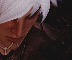 dragon age, fenris, and aesthetic image