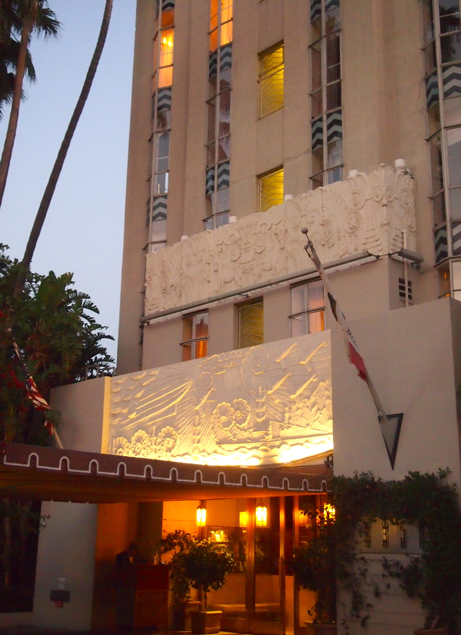 hollywood and sunsettower image