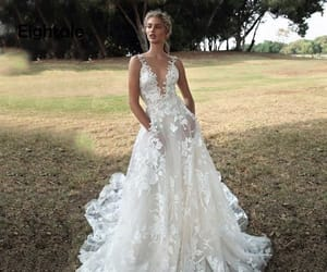 bride, style, and fashion image