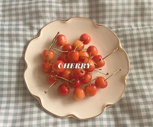 cherry, food, and Greece image