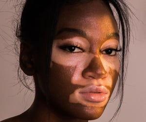 art, black beauty, and black woman image