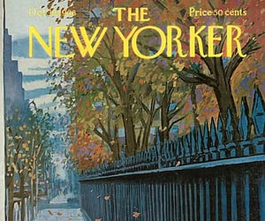 The New Yorker / autumn