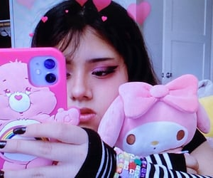 alt, my melody, and soft goth image