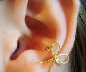 beautiful, diamond, and earrings image