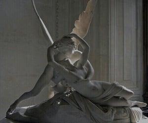arte, anjos, and estátua image