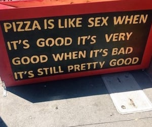 pizza, quotes, and quote image