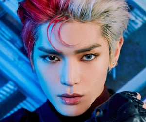 100, superm, and lee taeyong image