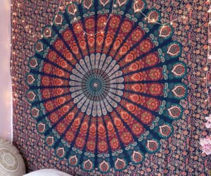etsy, indian tapestries, and indian tapestry image