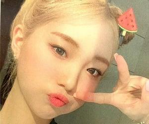 aesthetic, cute, and yeojin image