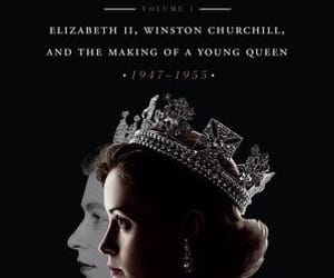 crown, queen elizabeth, and royal image