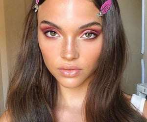 amazing, blogger, and makeup image