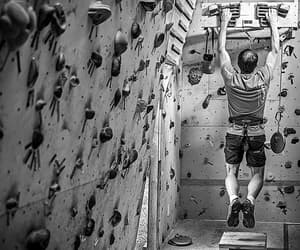 climbing, review, and hangboard image