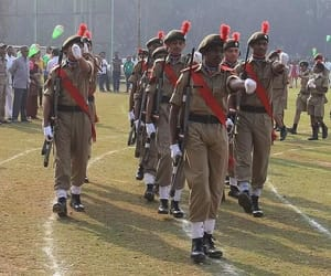 virtual career programme, ncc cadets of ne, and national cadet corps image