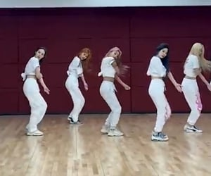 dance, dancing, and girl image