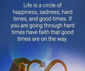 circle, faith, and happiness image