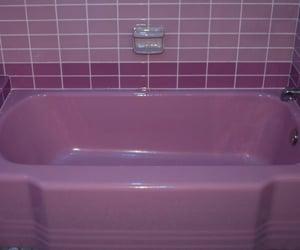 aesthetic, bath, and bathtub image