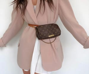 blogger, louis vuitton bag, and fashion image
