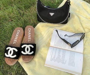 chanel, chanel shoes, and gucci image