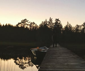 finland, nature, and beaty image