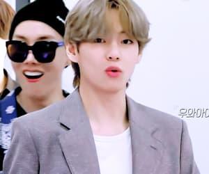 gif, bts, and seokjin image
