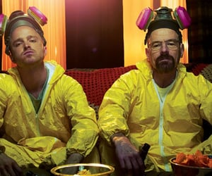 breaking bad, jesse, and lab image